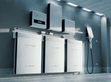 solar battery wall powerwall